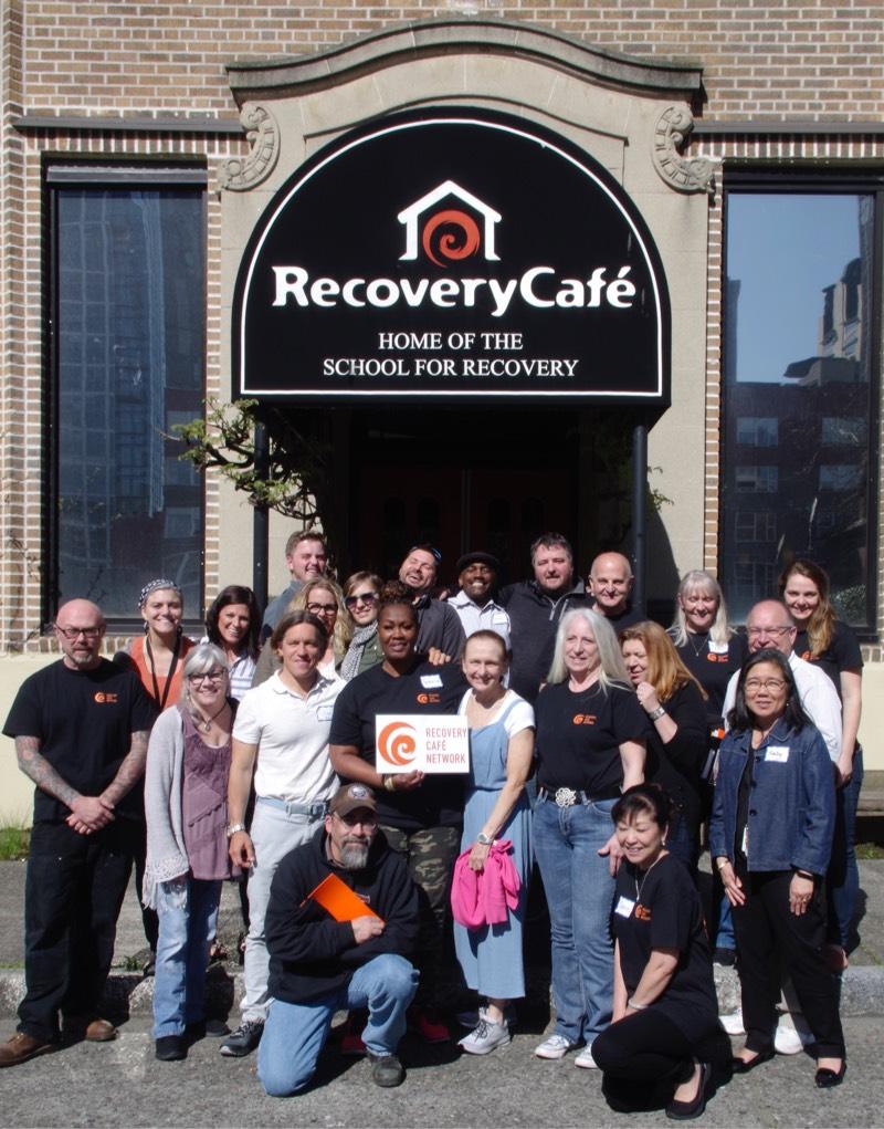 Recovery Café DC Cohort